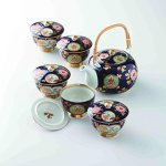 Handpainted Imari (Arita)-yaki porcelain Japanese tea sets for sale online