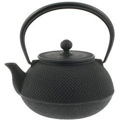 Large Japanese cast iron tetsubin teapots from Amazon.com
