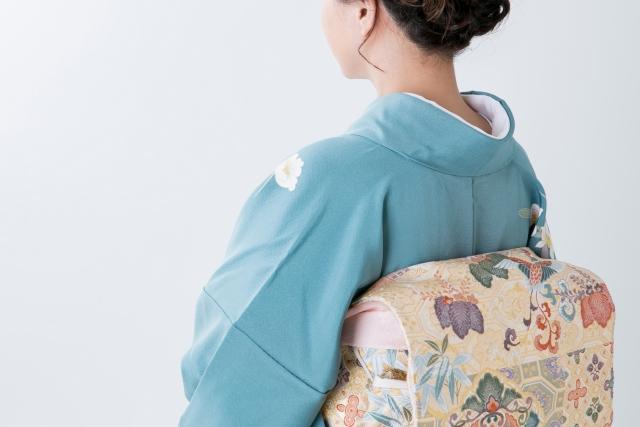 kimono obi japanese cloth