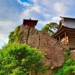 Scenic Yamadera Temple in Yamagata, Japan