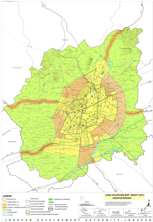 Revised Master Plan 2031 - Bangalore to have 2 crore ...