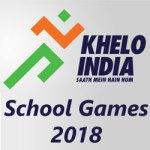 Khelo India School Games 2018