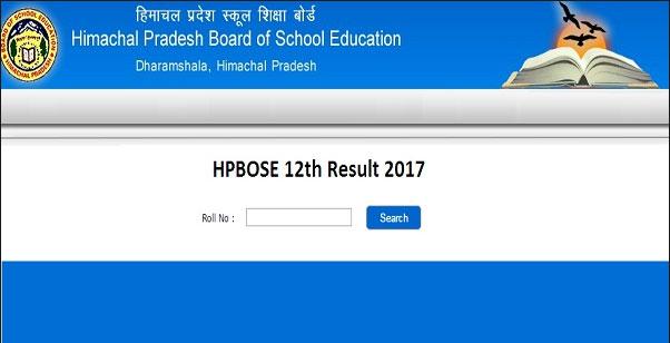 HPBOSS 12th Result 2018