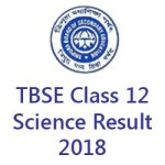 TBSE Result 2018 Class 12