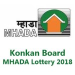 MHADA Lottery 2018 Konkan Board
