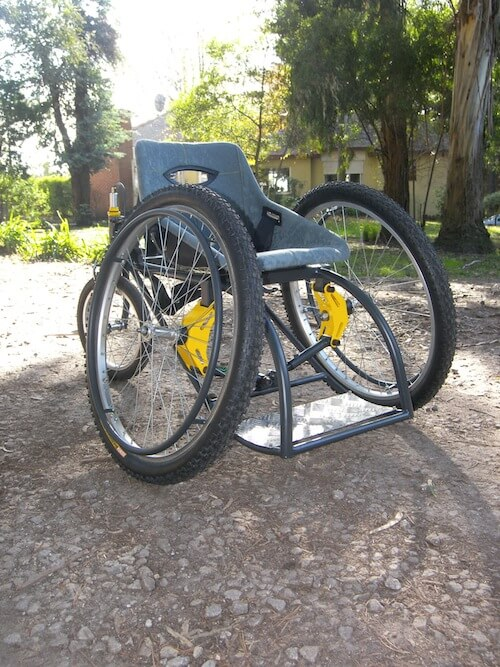10 Awesomely Futuristic Wheelchairs  Masters in Special