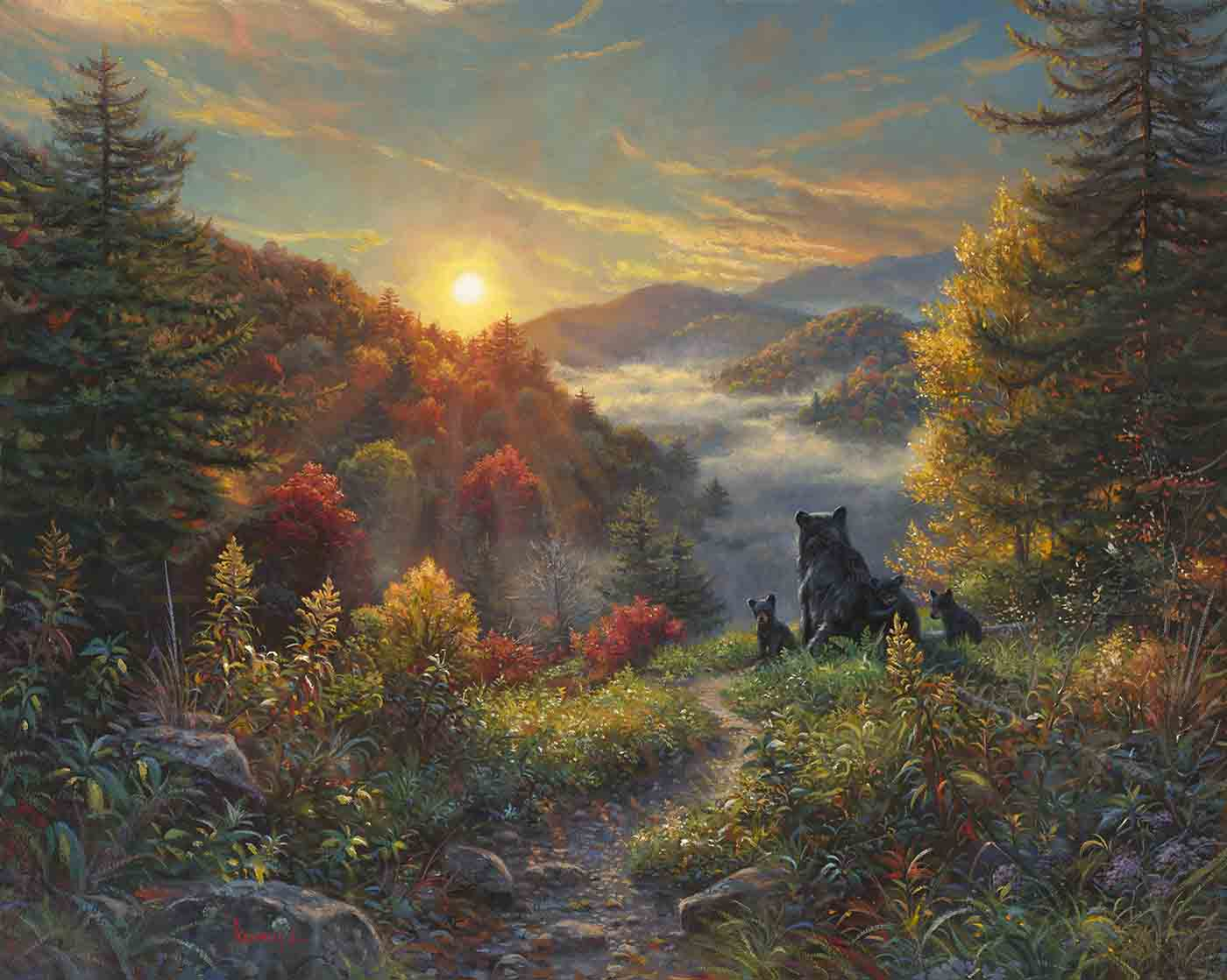 Fall Blessings Wallpaper Mark Keathley Gallery