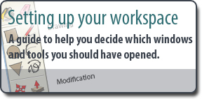 Configure your Sketchup Workspace