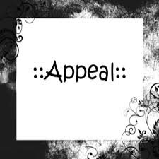 Letter of Appeal for Admission