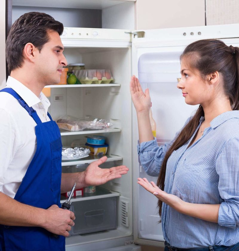 Refrigerator Repair Houston