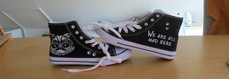 Flex gebruiken op Canvas schoenen – Handleiding