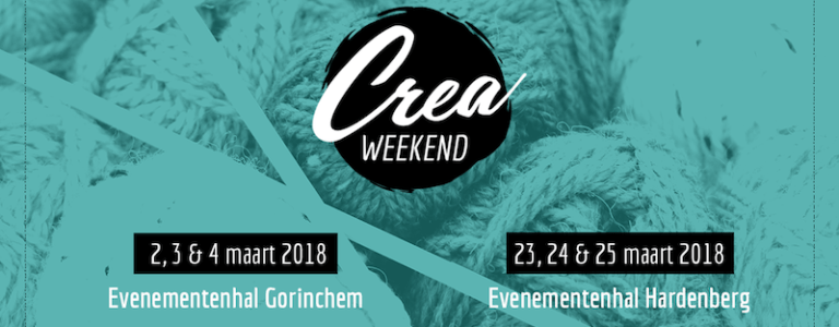 Shop vlog – Crea weekend beurs in Gorinchem