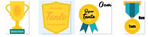 Beste/Liefste oom en Tante logos
