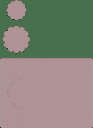 Flipkaarten – Rond en Scalleped