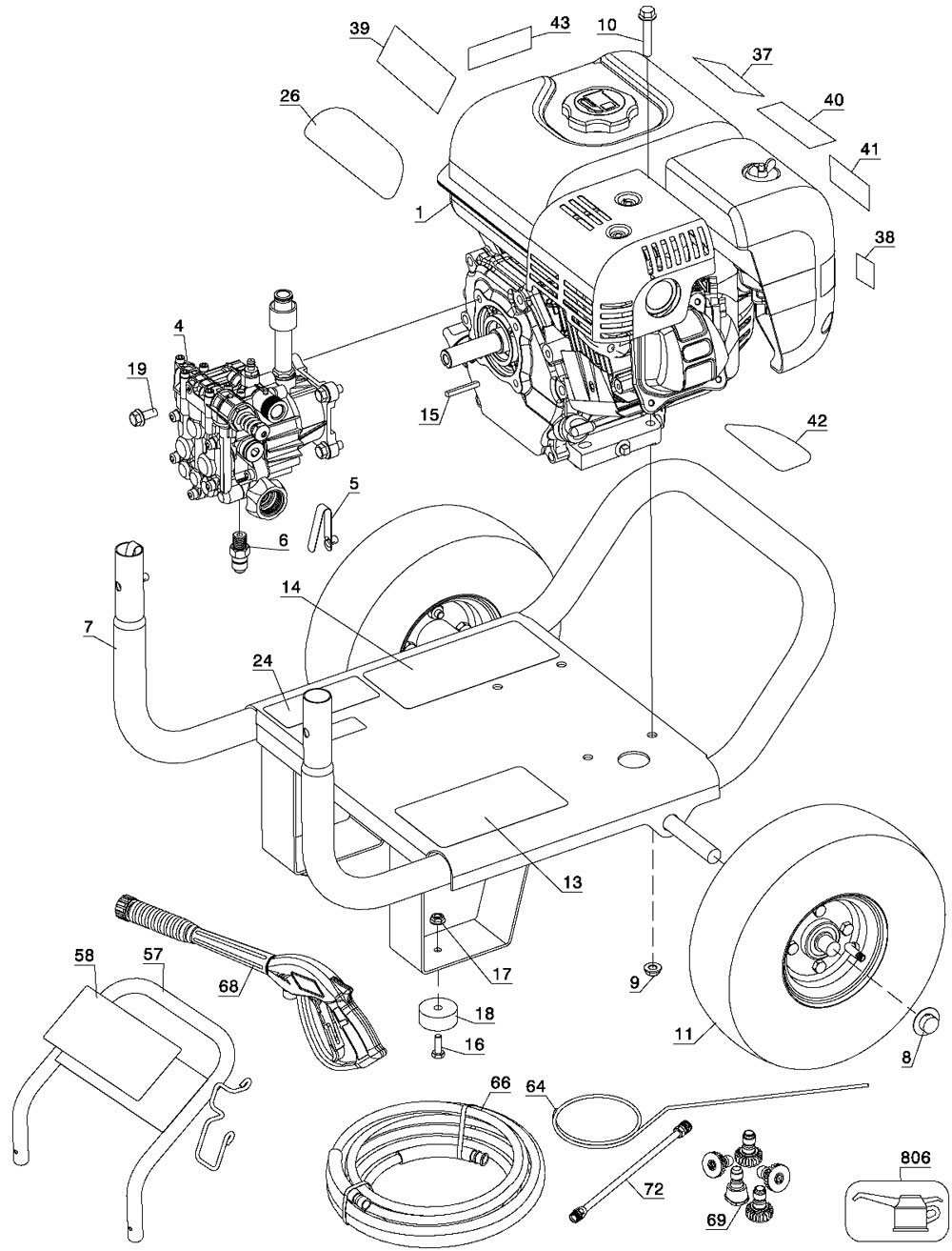 Washer Parts: July 2016