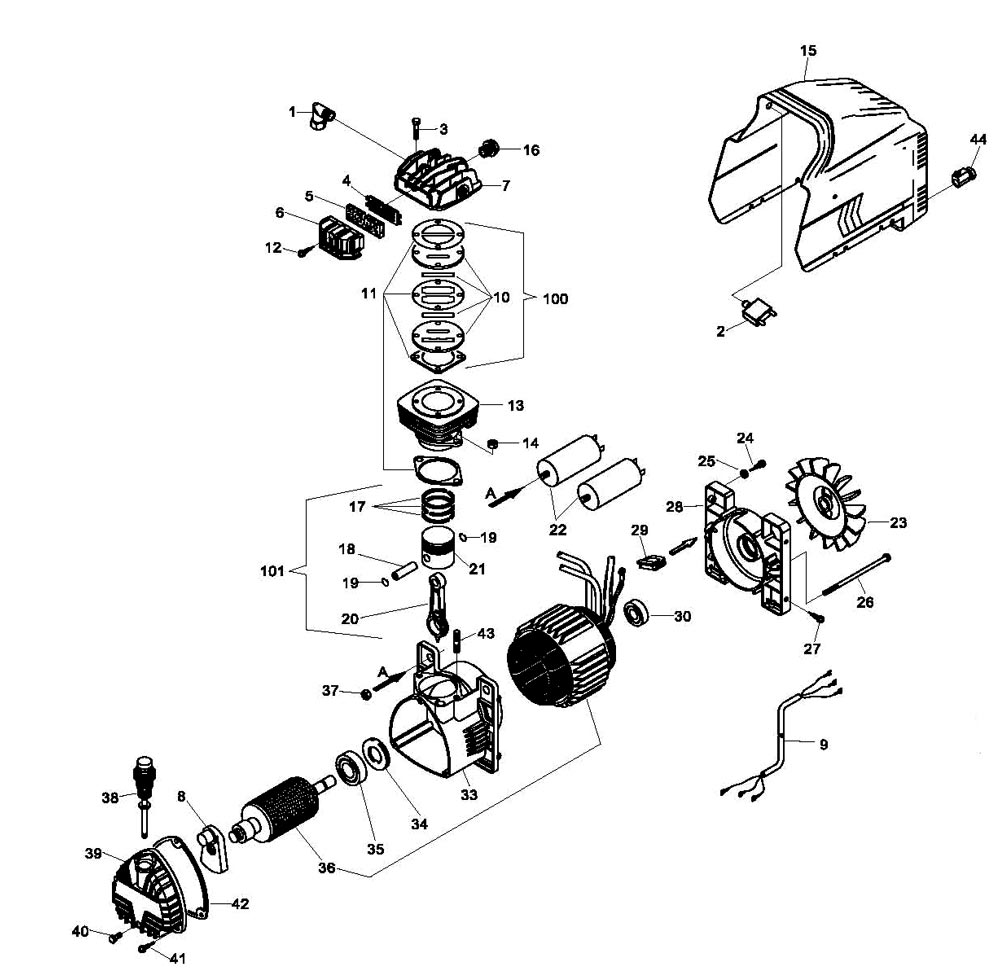 hight resolution of air compressor parts description click here for pump parts