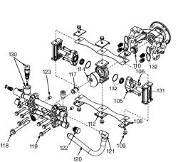 XC2600 (A14292) EXCELL Pump Parts