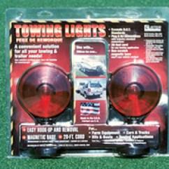Towbar Wiring Diagram 13 Pin Electron Dot For Ph3 Mastertow Magnetic Light Kit