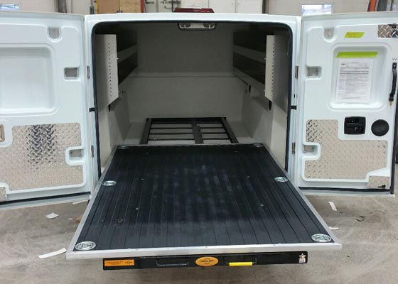 Master 50 Sliding Truck Bed  Utility Truck Bodies