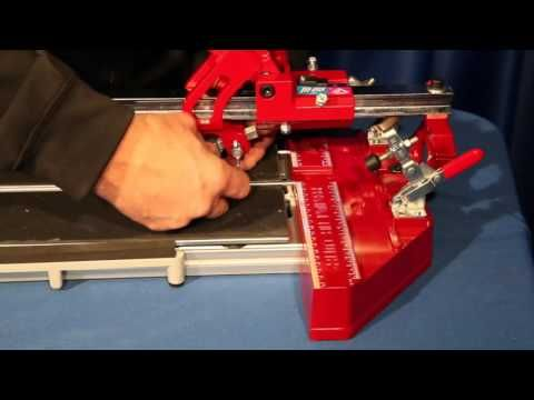 ishii tile cutters red turbo jet