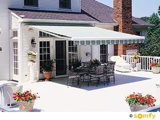 motorized outdoor shading patio covers