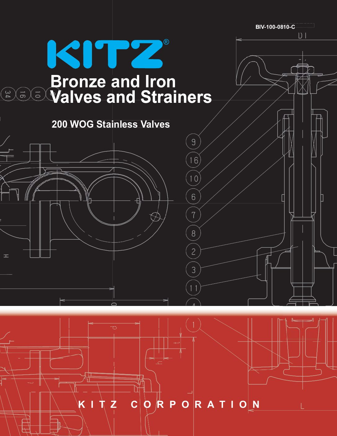 hight resolution of kitz bronze and iron valves and strainers