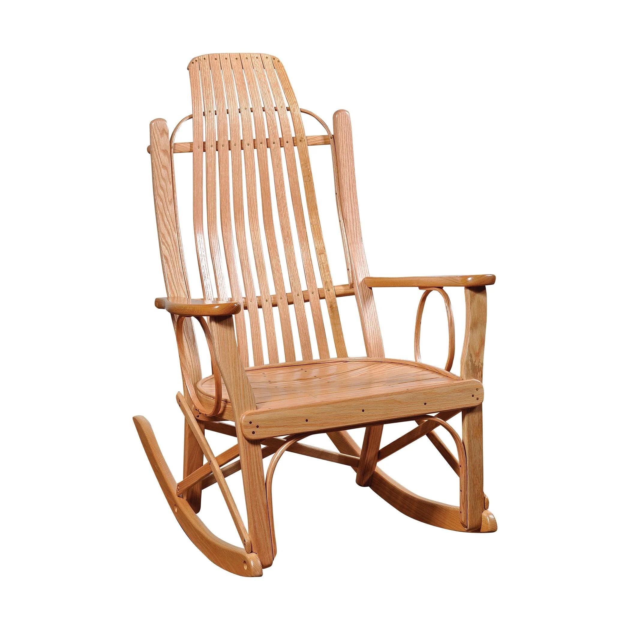 amish made rocking chair cushions parson chairs for sale urban home interior all slat rocker rh mastgeneralstore com ohio