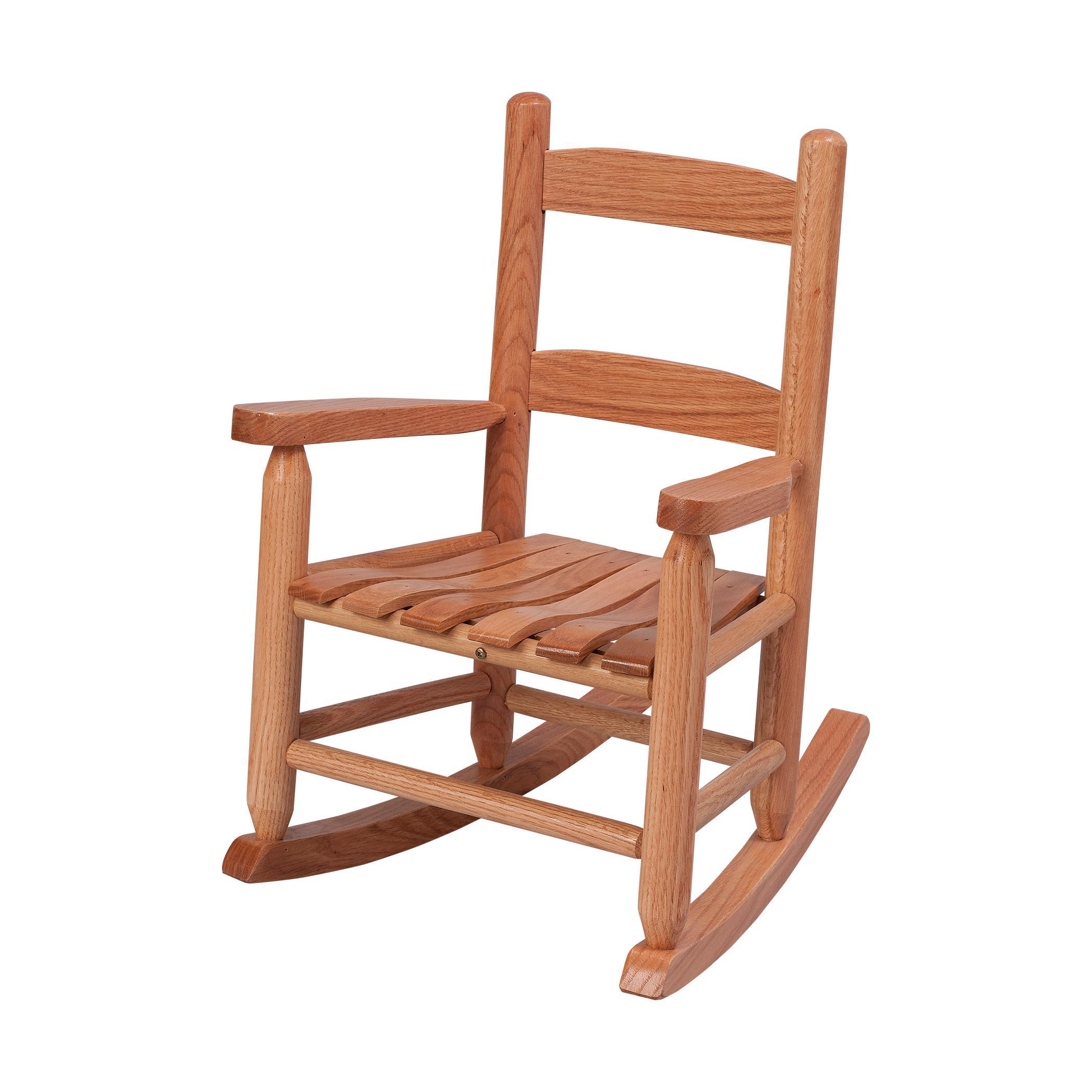 troutman rocking chairs portable beach hammock chair children s emilie rocker clear finish