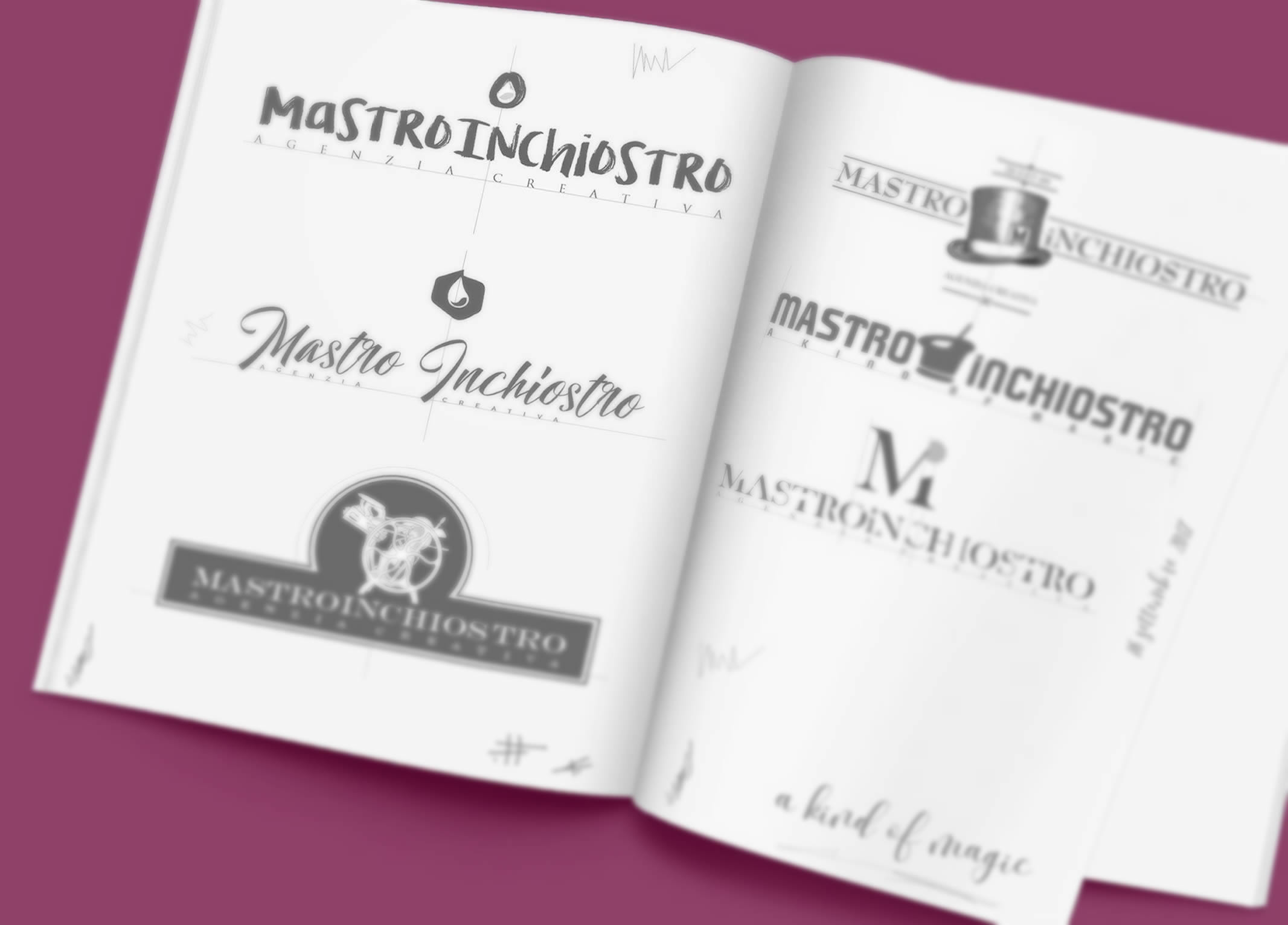 BRANDING LOGO | MASTROiNCHIOSTRO