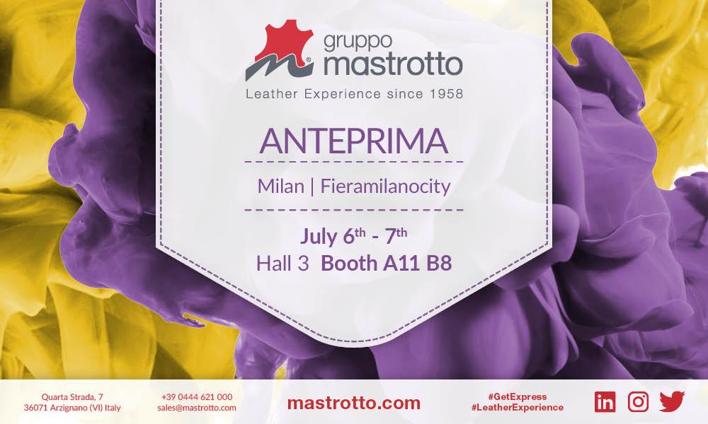 Gruppo Mastrotto @Anteprima Fieramilanocity | 6. – 7. Juli 2016