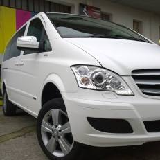 WRAPPING MERCEDES VIANO