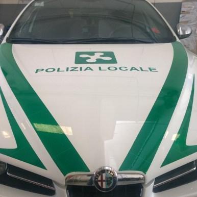 AUTO POLIZIA LOCALE
