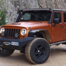 WRAPPING  JEEP WRANGLER