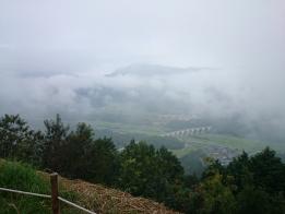 竹田城跡 風景
