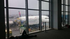 グアテマラ空港出国