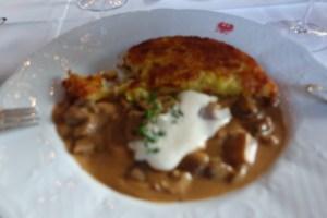 スイスの名物料理