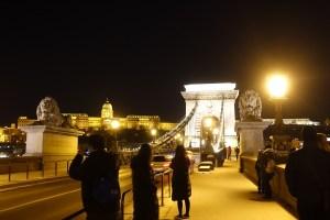ブダペストの夜景1