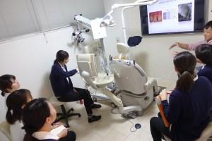 歯周病勉強会 専門医による指導