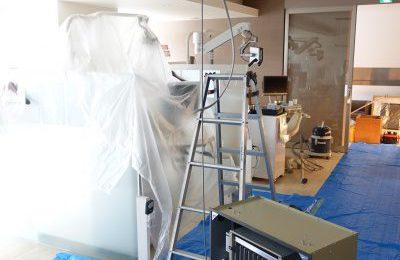 新型コロナウイルス対策 空気清浄機設置工事
