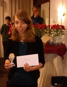 Lisanne Waardenburg wint GS Wierden 2014