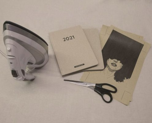 Blog Sticker Schritt1 matabooks - Endlich - Dein personalisierter Kalender!