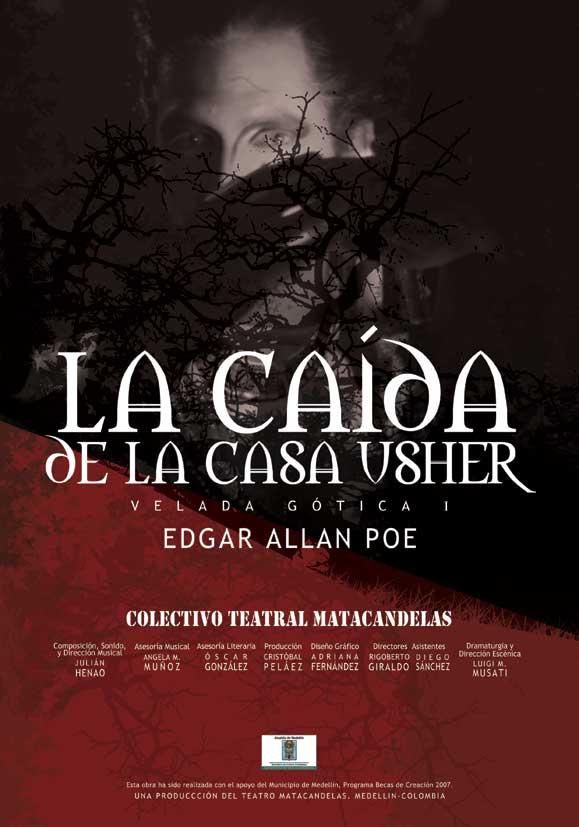 RESUMEN DE LA CAIDA DE LA CASA USHER  Edgar Allan Poe  DiarioInca