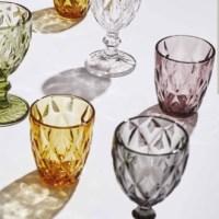 Bicchieri murano 6 + 6  di Maison Sucrèe