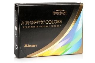 Έγχρωμοι φακοί επαφής Air Optix Colors