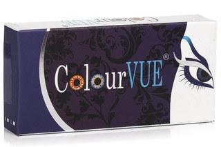Έγχρωμοι φακοί επαφής ColourVUE Glamour