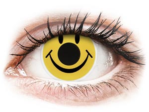 ColourVUE Crazy Lens - Smiley - Αποκριάτικοι φακοί επαφής