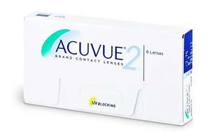 Φακοί επαφής Acuvue 2