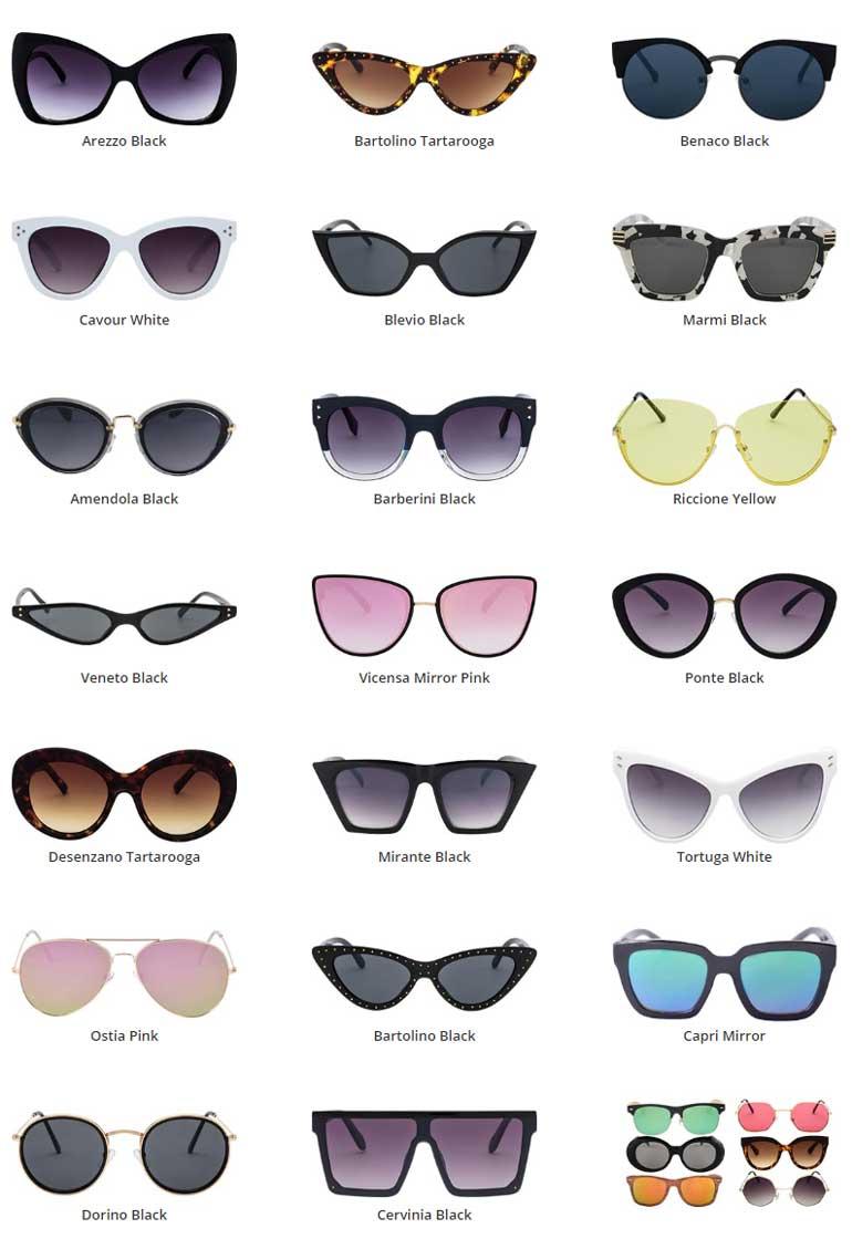 Γυναικεία γυαλιά ηλίου 1+1