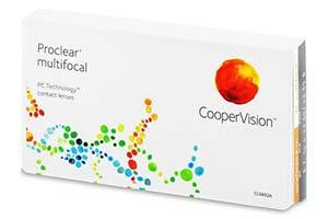 Φακοί επαφής Proclear Multifocal