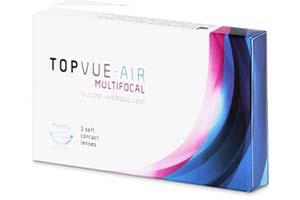 Φακοί επαφής TopVue Air Multifocal